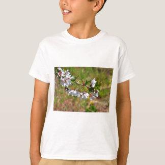 花の写真 Tシャツ