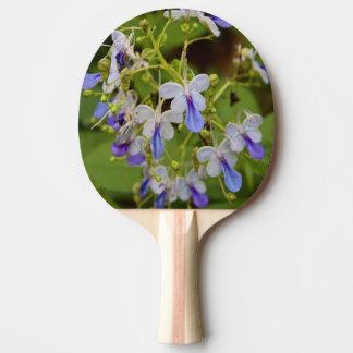 花の卓球ラケット 卓球ラケット