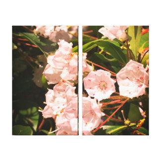 花の咲くこと キャンバスプリント