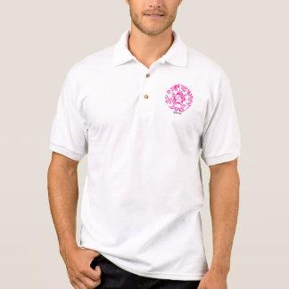 花の基本的なTシャツのイメージ ポロシャツ