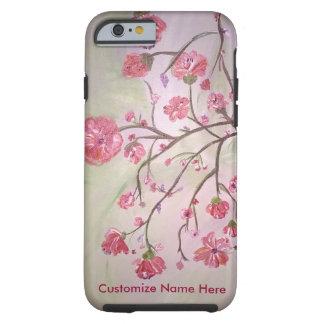 花の夜明け: 堅いiPhone6ケース ケース