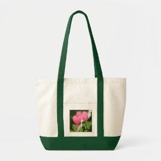 花の大げさに同情する人-衝動の戦闘状況表示板の買い物袋 トートバッグ