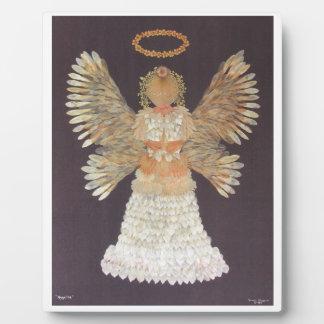 花の天使 フォトプラーク