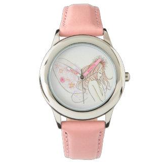 花の天使 腕時計
