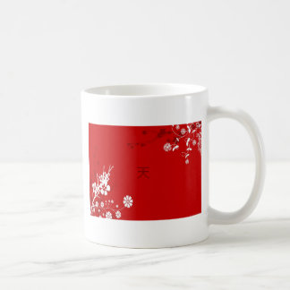 花の天国 コーヒーマグカップ