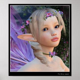 花の妖精 ポスター