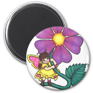 花の妖精 マグネット