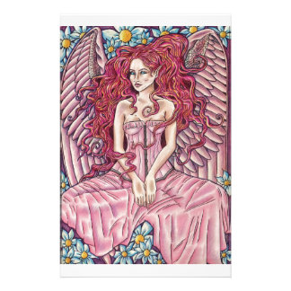 花の妖精 便箋
