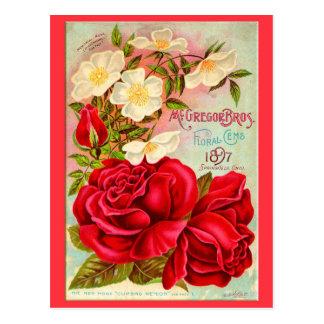 花の宝石 ポストカード