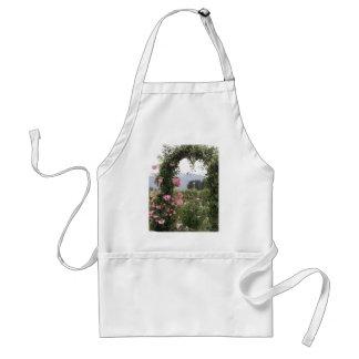 花の庭のアーチ スタンダードエプロン