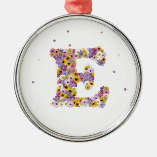 花の手紙E メタルオーナメント