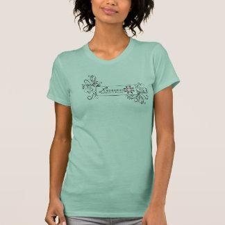 花の救い主のTシャツ Tシャツ