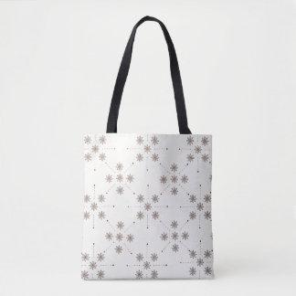 花の星座 トートバッグ