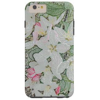 花の春の花CricketDianeアールヌーボー Tough iPhone 6 Plus ケース
