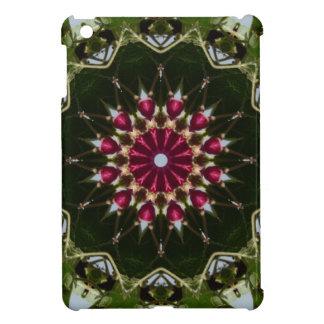 花の曼荼羅、春の花 iPad MINI カバー