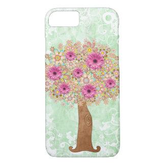 花の木 iPhone 7ケース