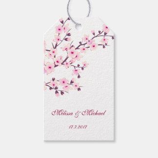 花の桜 ギフトタグ