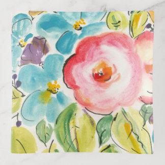 花の歓喜II トリンケットトレー