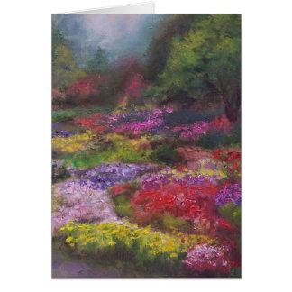 花の歩行 カード