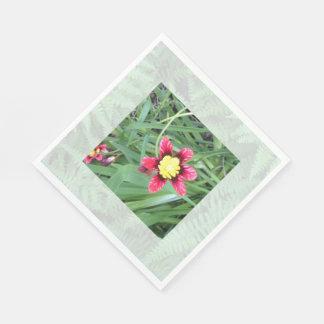 花の熱心 スタンダードランチョンナプキン