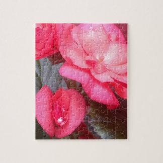 花の珠玉 ジグソーパズル
