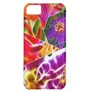 花の破烈 iPhone5Cケース