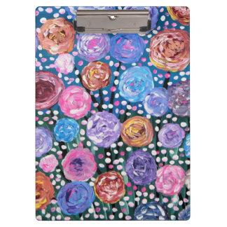 花の破裂音 クリップボード