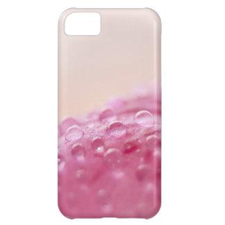 花の結露 iPhone5Cケース