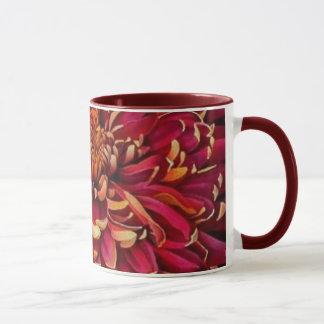 花の絵画のマグ31 マグカップ