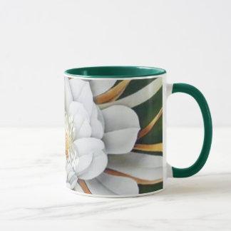 花の絵画のマグ37 マグカップ