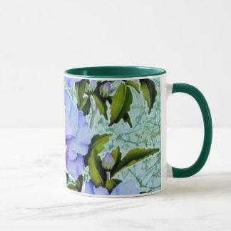 花の絵画のマグ39 マグカップ