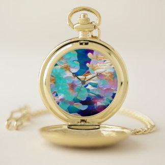 花の腕時計 ポケットウォッチ