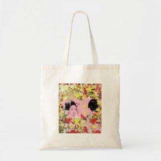 花の舞八重の舞 バッグ