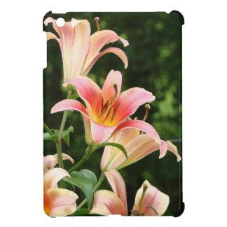 花の花の庭の写真撮影 iPad MINIカバー