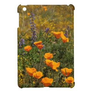 花の花の庭の写真撮影 iPad MINIケース