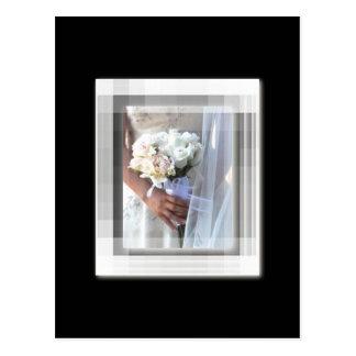花の花嫁 ポストカード