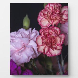 花の花束 フォトプラーク
