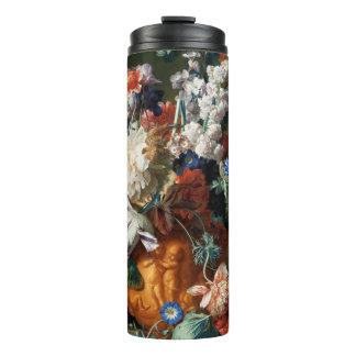 花の芸術のタンブラーのヴァンHuysum's Bouquet タンブラー