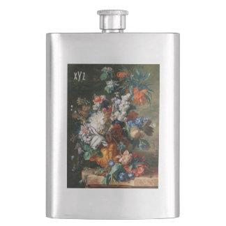 花の芸術のフラスコのヴァンHuysum's Bouquet フラスク