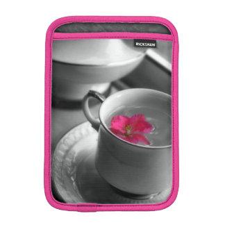花の茶 iPad MINIスリーブ