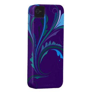 花の華麗さ Case-Mate iPhone 4 ケース