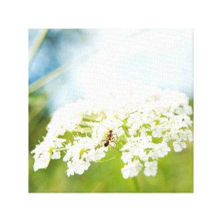 花の蟻 キャンバスプリント