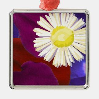 花の装飾: 官能的なバラの花びらの芸術 メタルオーナメント