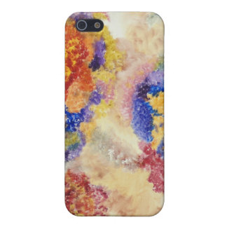 花の視野のiPhone 4/4Sの場合 iPhone SE/5/5sケース