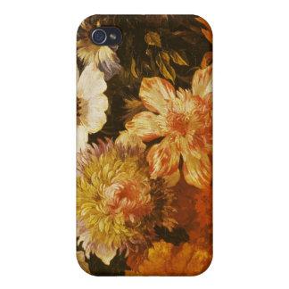 花の詳細 iPhone 4/4S カバー