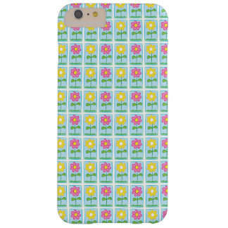 花の長方形 BARELY THERE iPhone 6 PLUS ケース