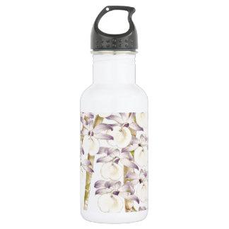花の開花 ウォーターボトル