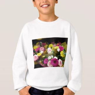 花の開花 スウェットシャツ
