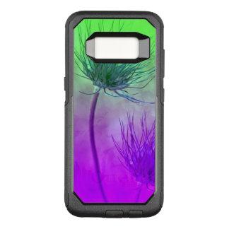 花のArtsStudio 9516 オッターボックスコミューターSamsung Galaxy S8 ケース
