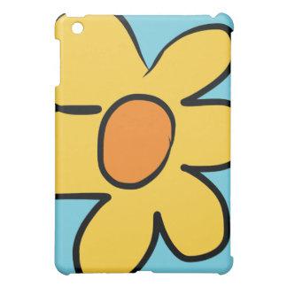 花のiPadの場合 iPad Mini カバー